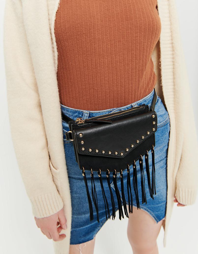 Fringe Belt Bag