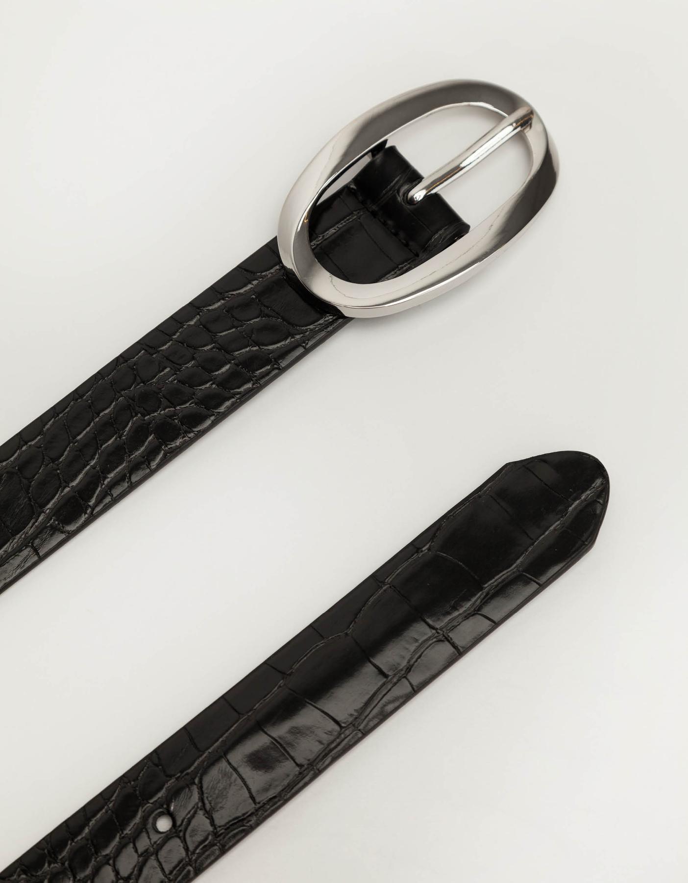 Black Belt in Croc