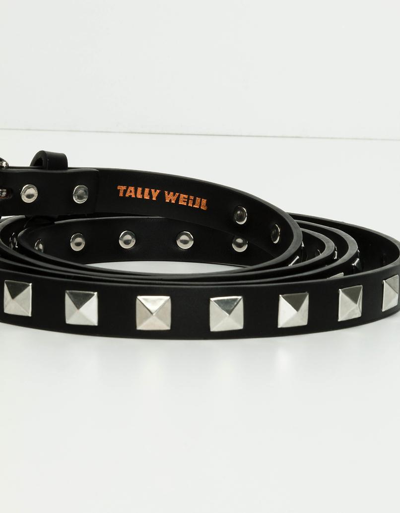 Skinny Studded Belt