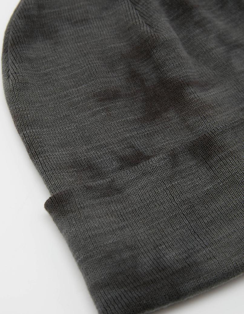 Grey Tie & Dye Beanie