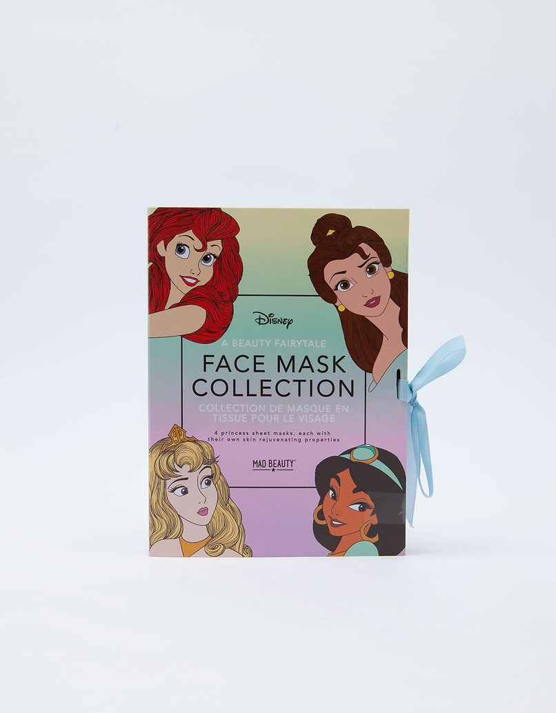 """Disney Set Of 4 """"Beauty fairytale"""" Face Mask Collection from Mad Beauty"""
