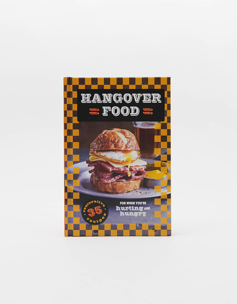 Hangover Food Book