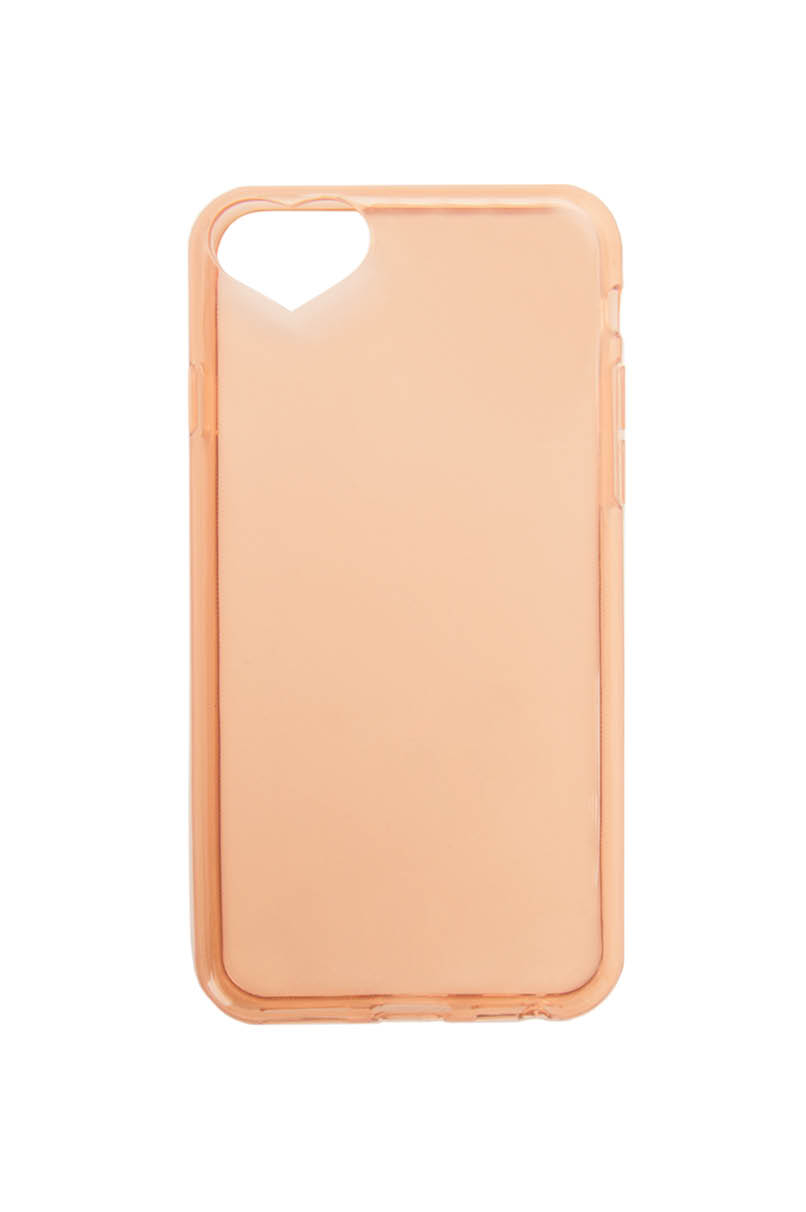 Coque iPhone Rose