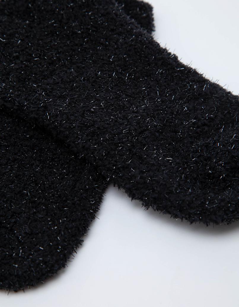 Socken aus Lurex im 2er-Set
