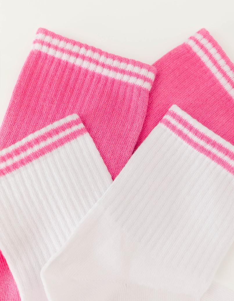 2 Pack Calf lenght Socks