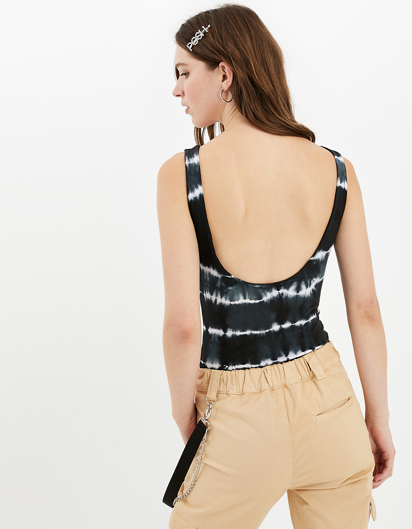 Black Tie & Dye Bodysuit
