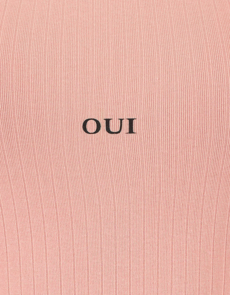 Pink Printed Bodysuit
