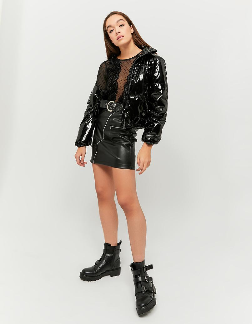 Black Lace Bodysuit