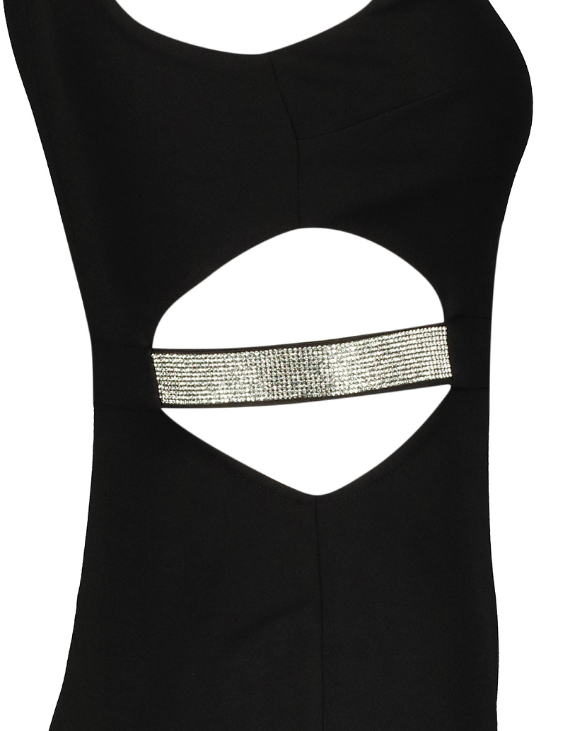 Vestito Nero con Cut Out
