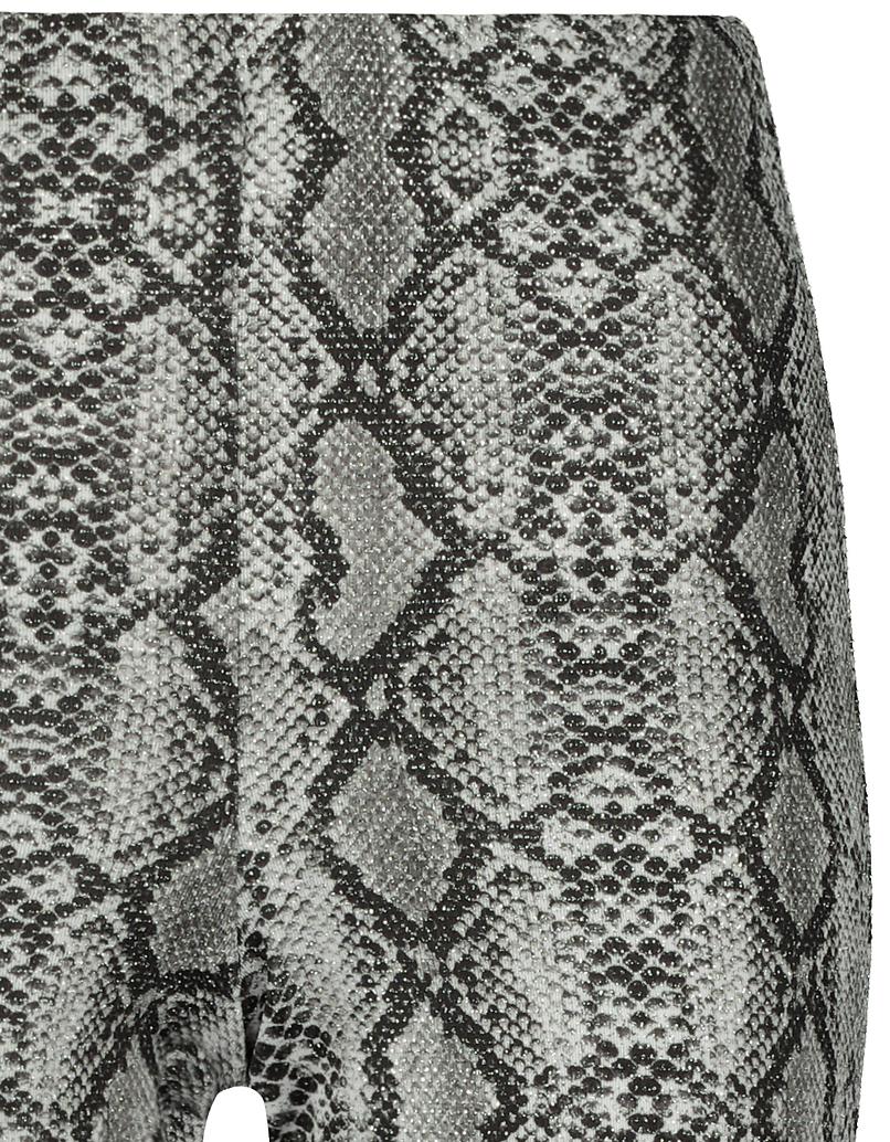 Legging Imprimé Serpent Évasé