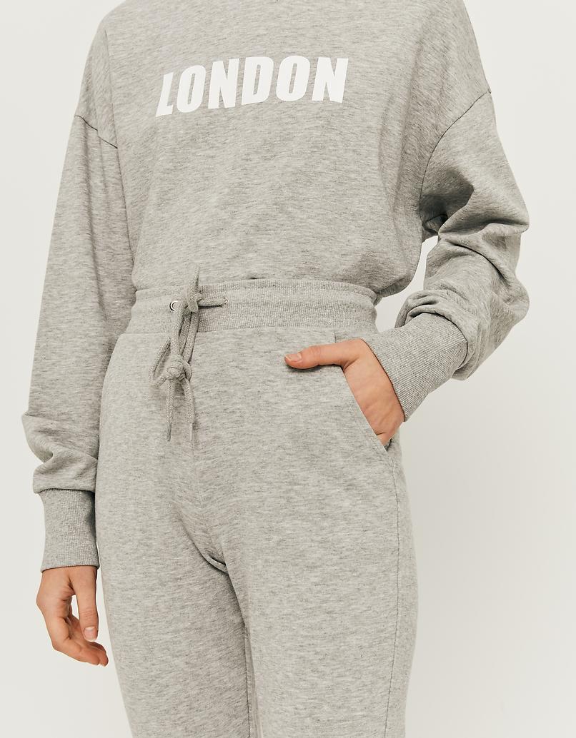Grey Jogger Pants