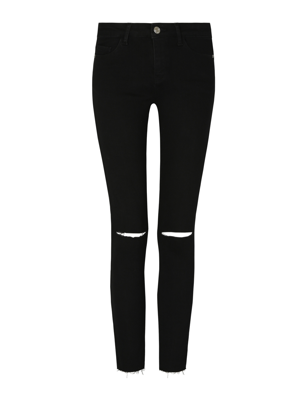 Pantalon Skinny Taille Basse