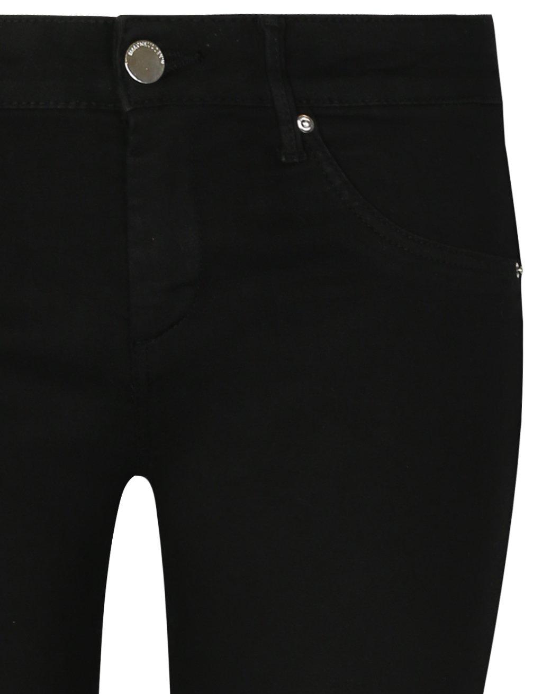 Spodnie Skinny ze średnim stanem