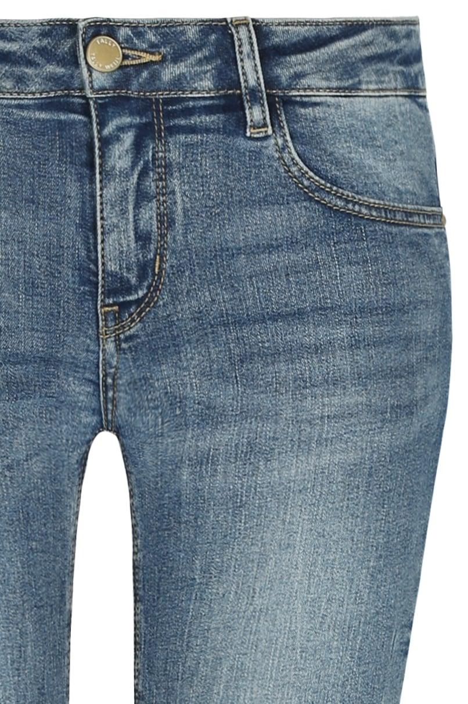 Jeans Skinny a Vita Bassa