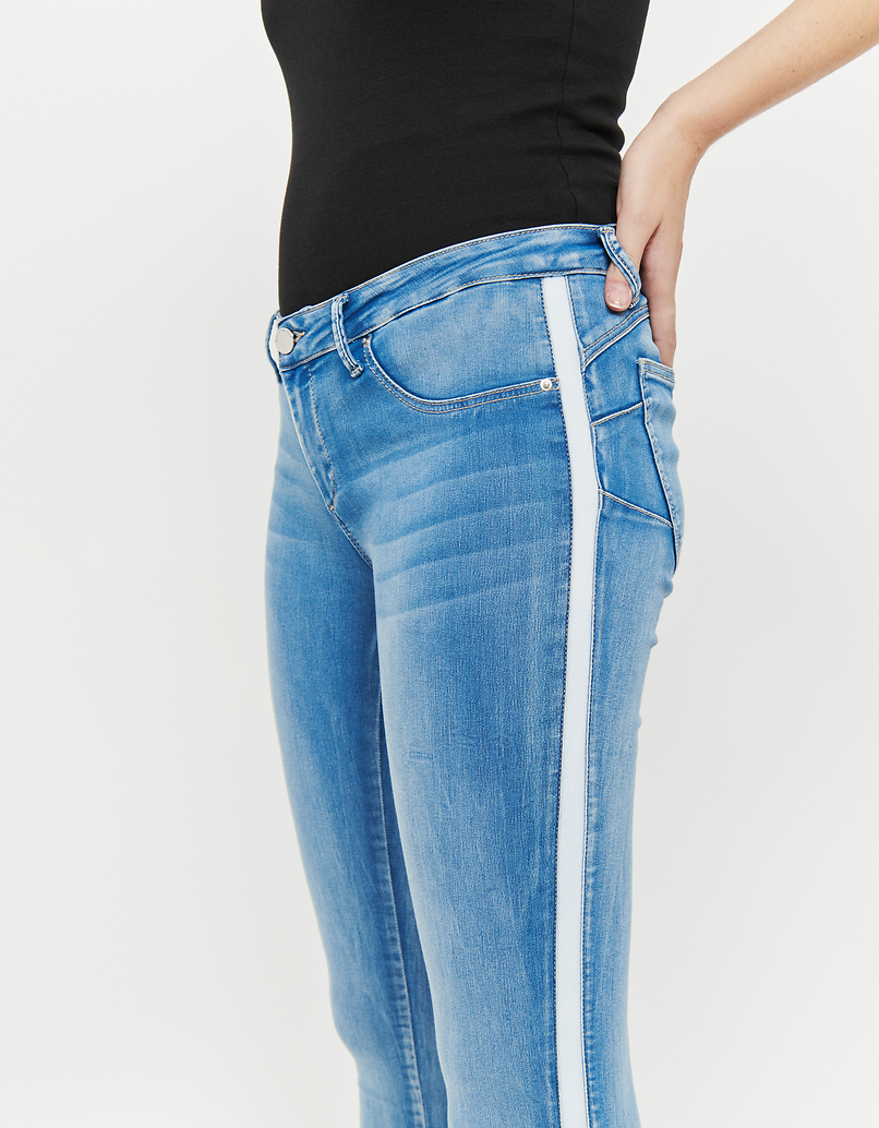Side Stripe Jeans