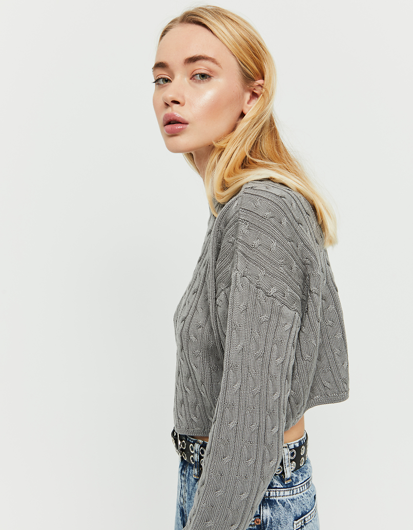 Pull Gris Court