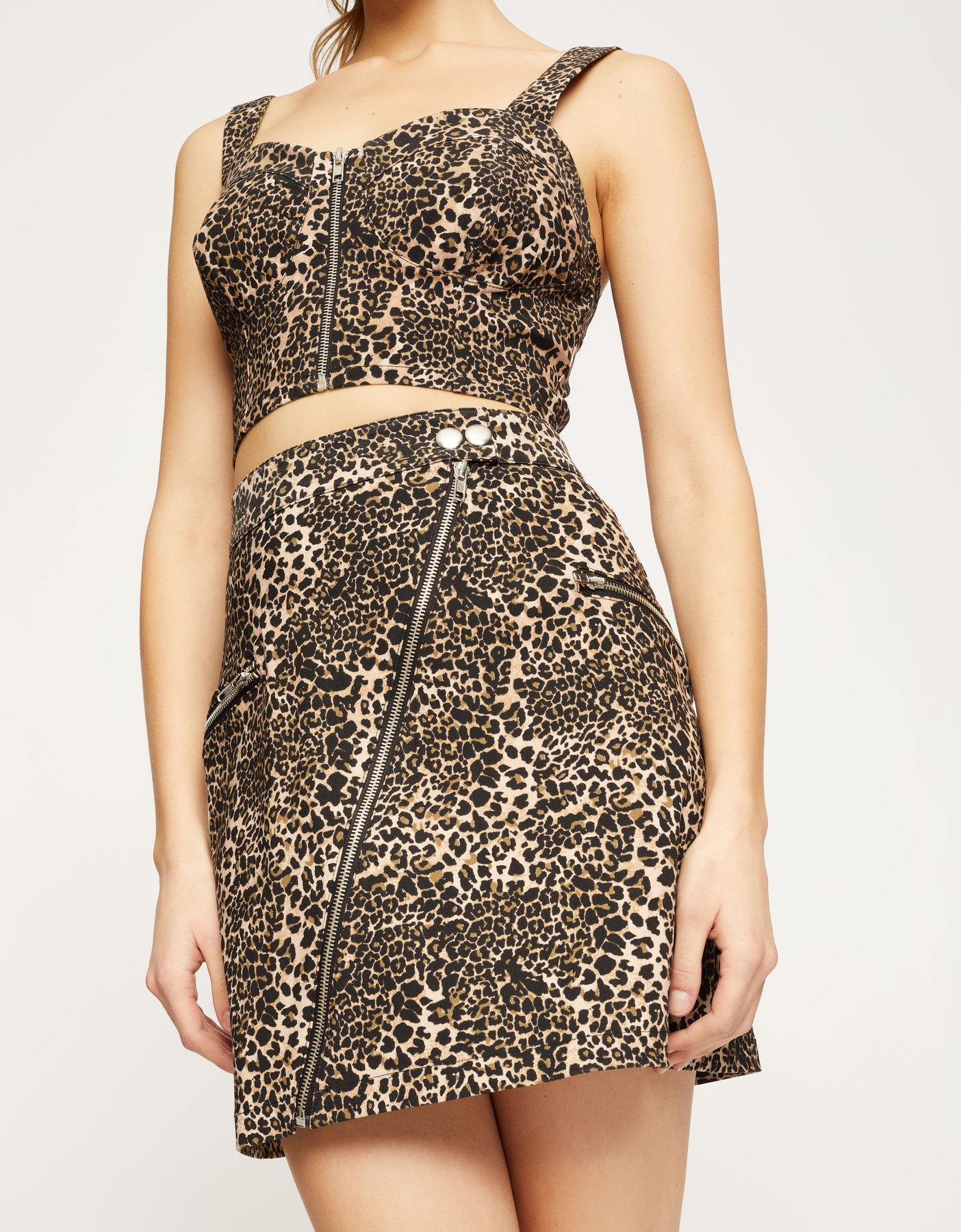 Leopard Print Bralet