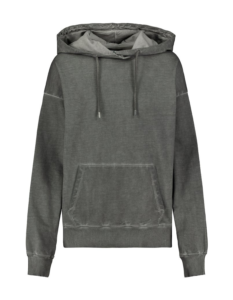 Washed Oversize Hoodie