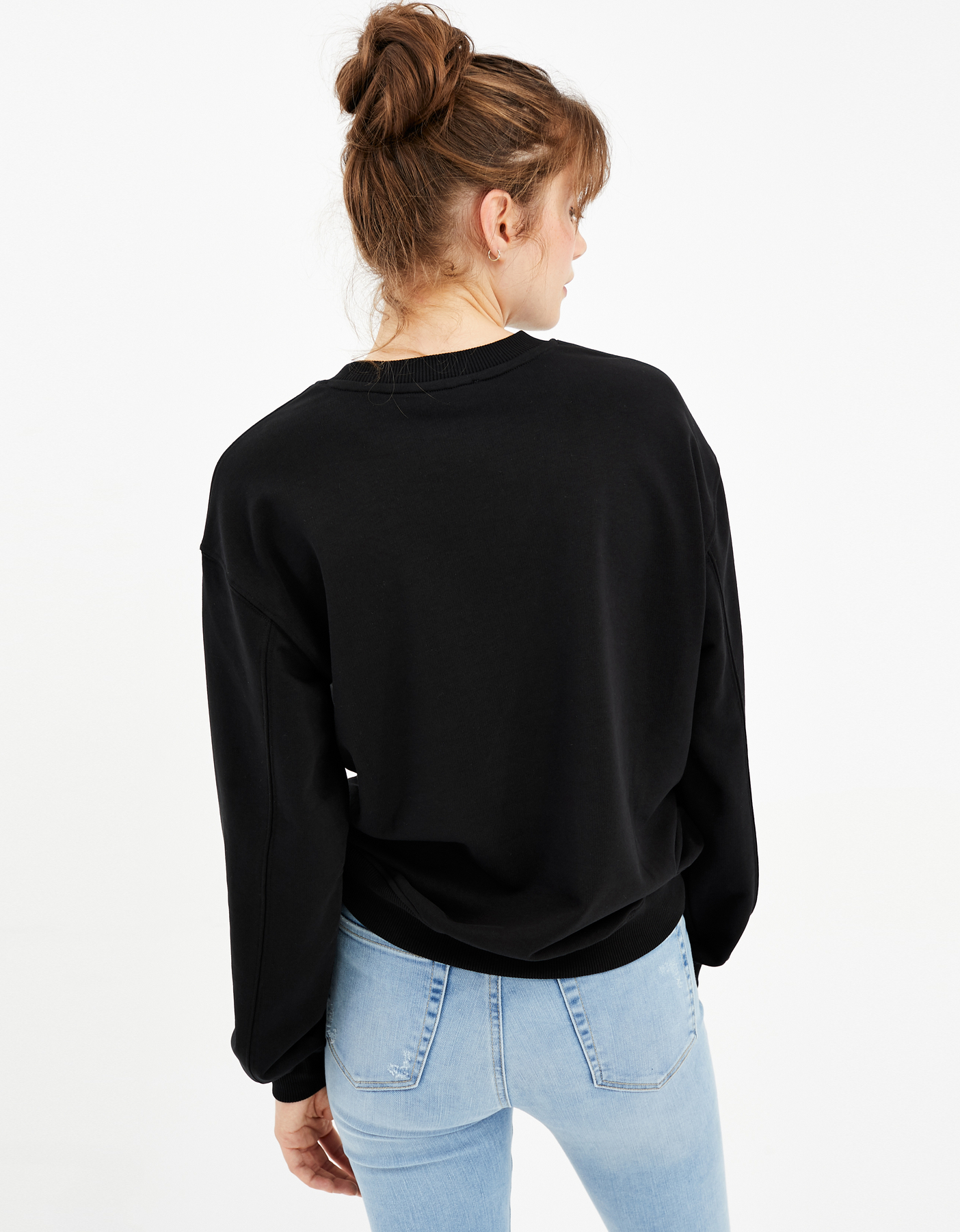 Meme Black Sweatshirt