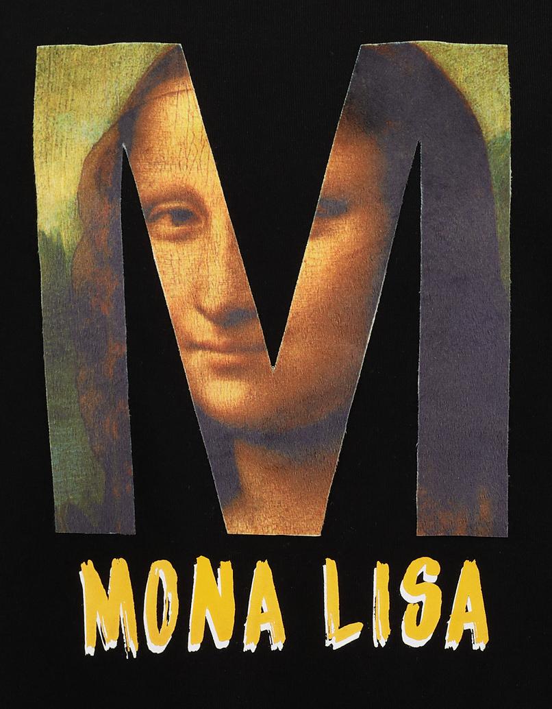 Sweat Noir Mona Lisa