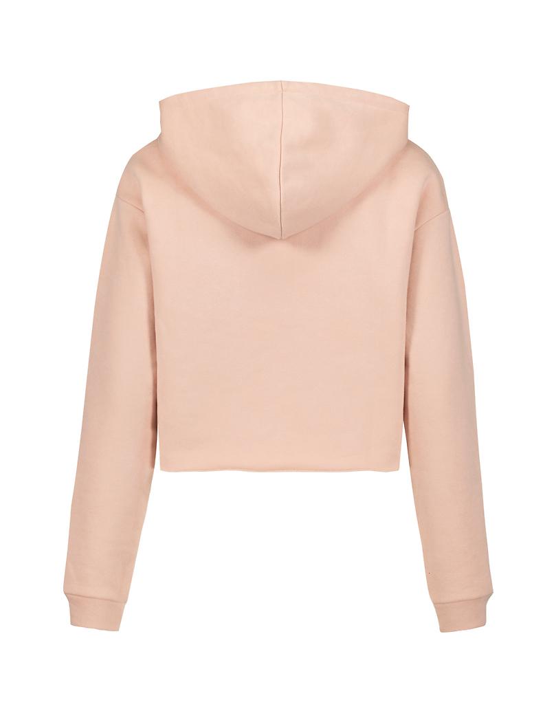 Pink Hoodie with Zip