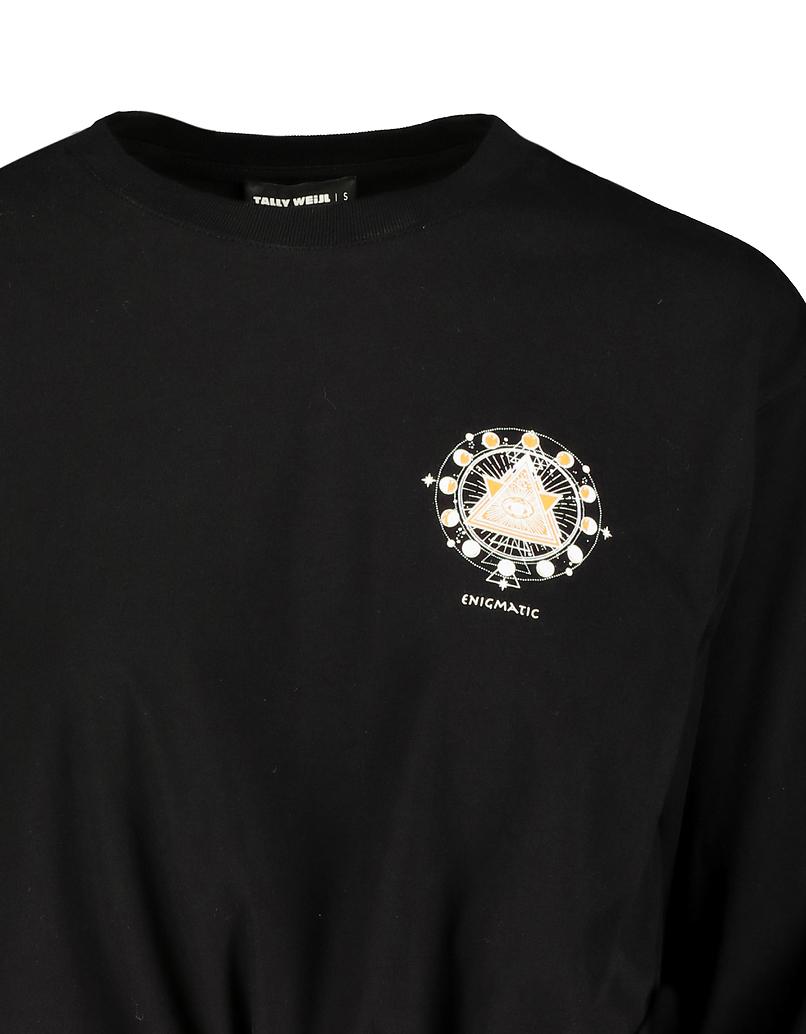Czarny top Astro