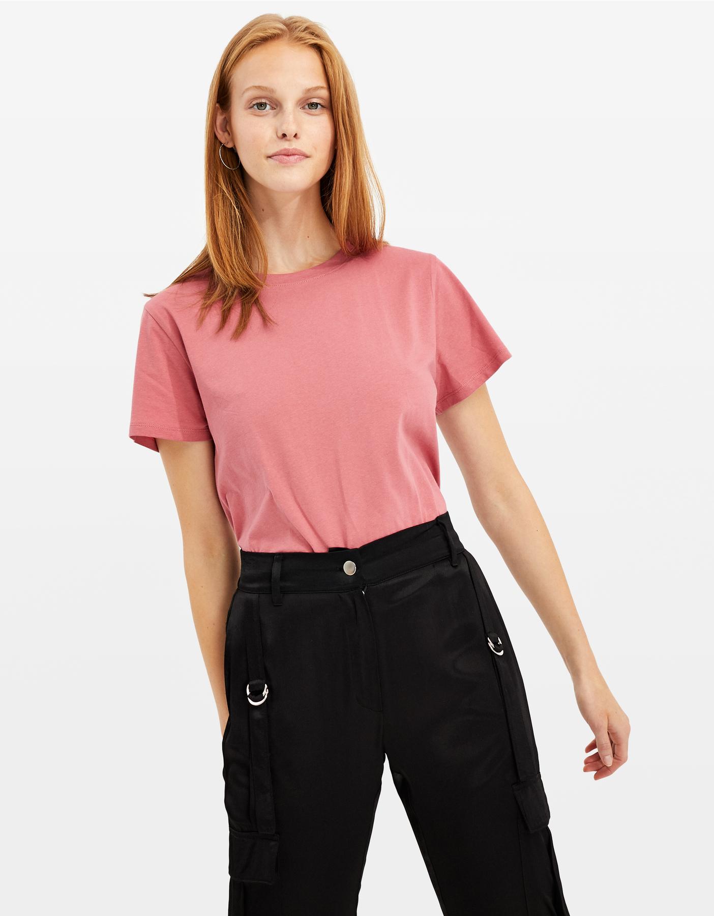 Pink Loose Top