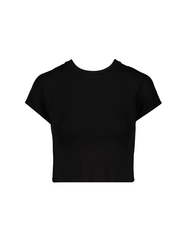 T-shirt Basica Nera