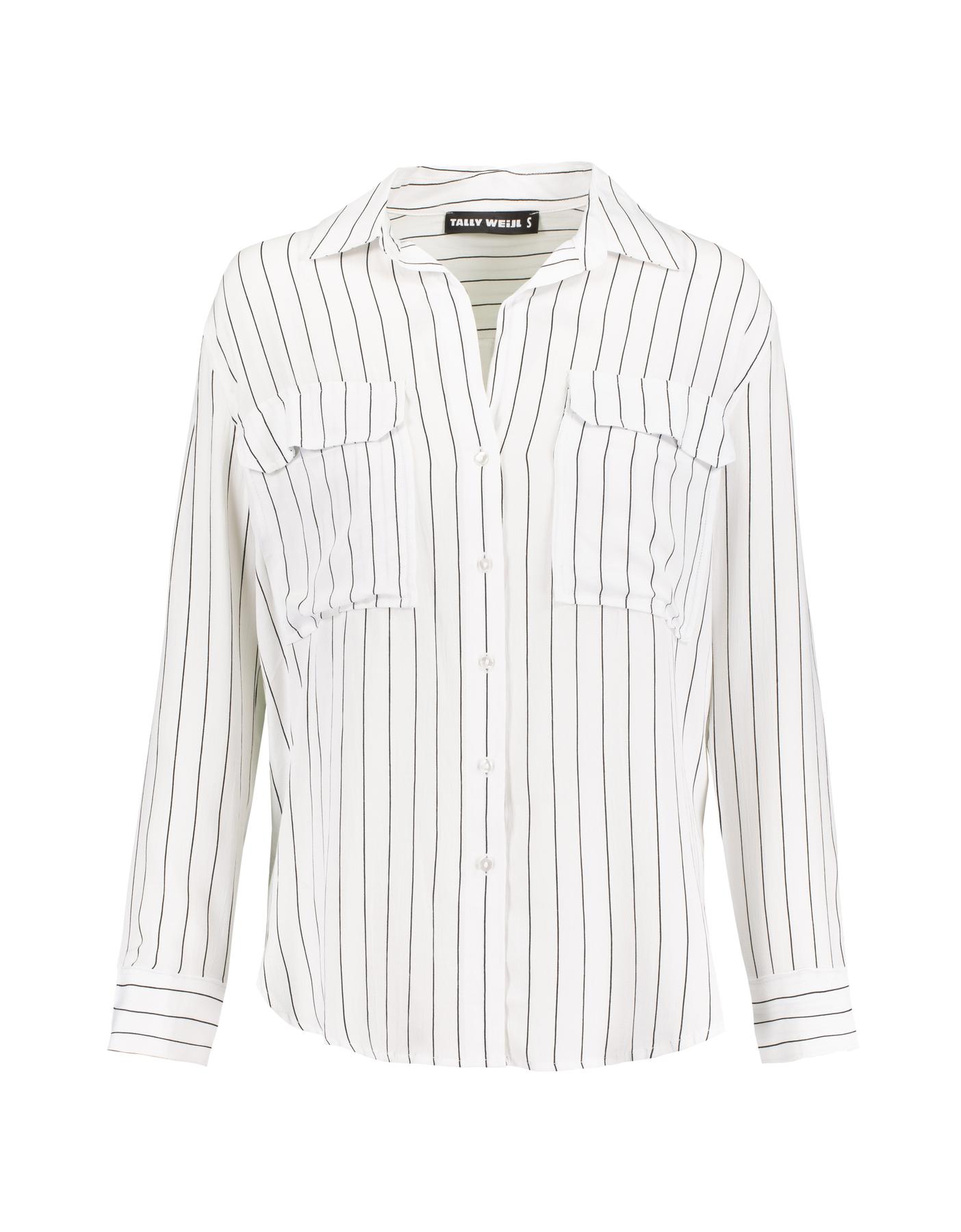 Striped Large Shirt