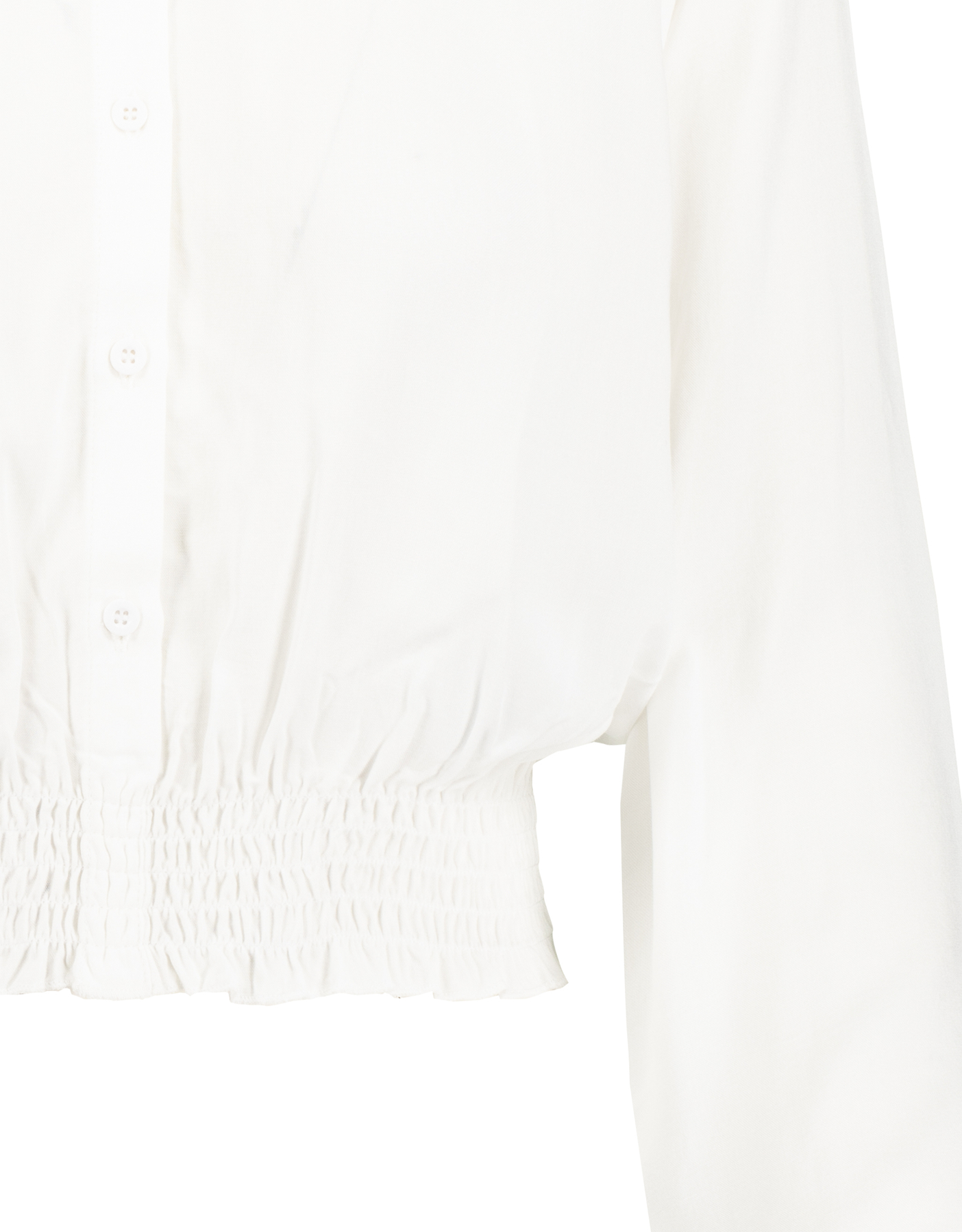 Camicia Corta Bianca