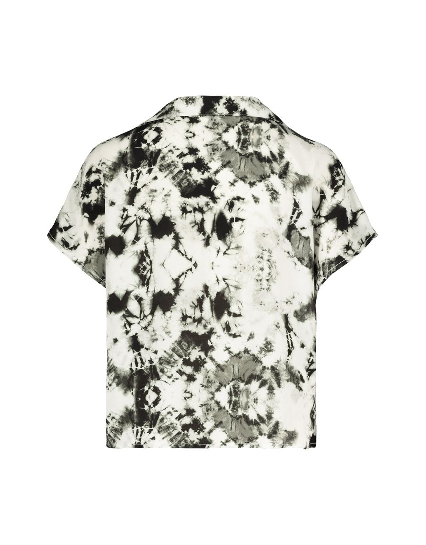 Tie & Dye Short Sleeves Shirt
