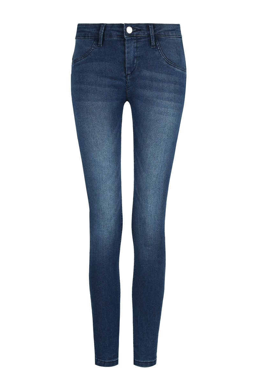 Jeans Skinny Blue Push-Up