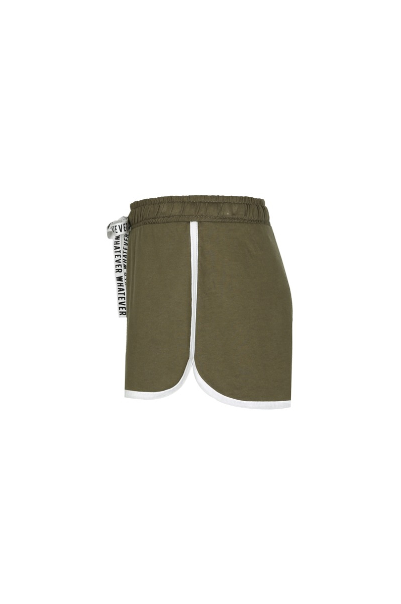 Pantaloncini Sportivi Cachi