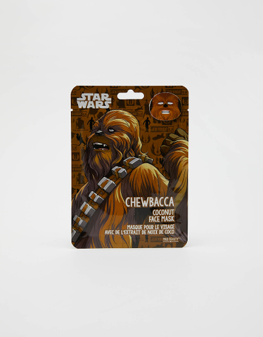 Mad Beauty Star Wars Chewbacca Face Mask