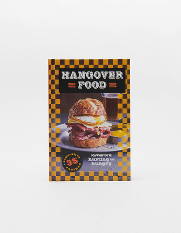 """Englisches Buch """"Hangover Food"""""""