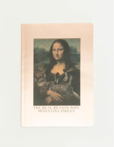 """Carnet """"Mona Lisa"""""""