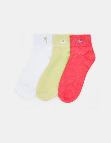 Socken im 3er Pack