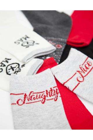 Pack of Christmas Socks