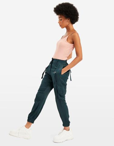 Pinker Bodysuit