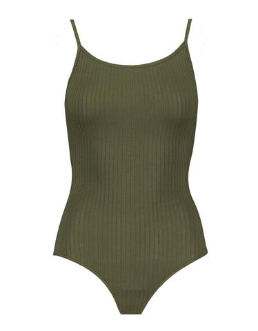 Body Basico Verde
