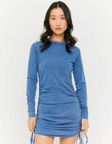 Jersey Mini Casual Dress