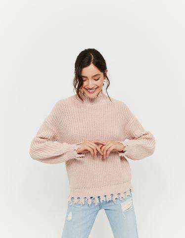 Pinker Destroy Pullover