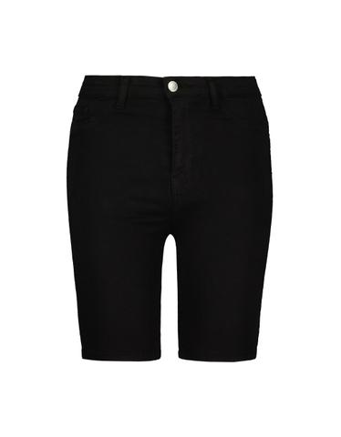 Pantaloncini Neri Skinny