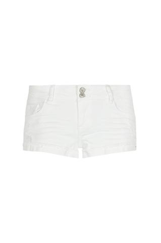 Mini Short Blanc