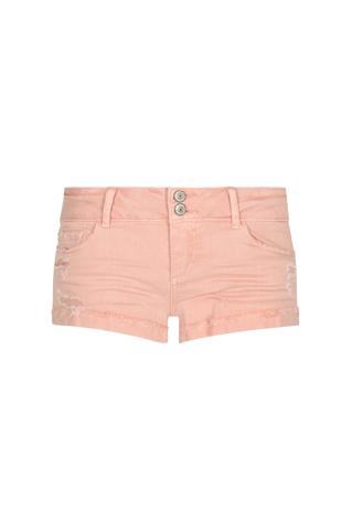 Hellpinke Denim Shorts