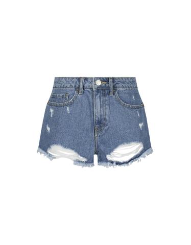 Jeansowe szorty