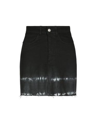 Black Tie & Dye Skirt