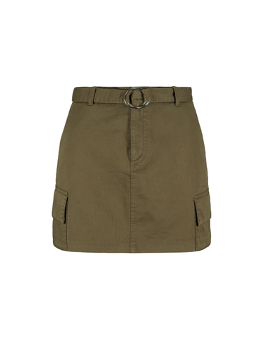 Jupe Utilitaire Taille Haute