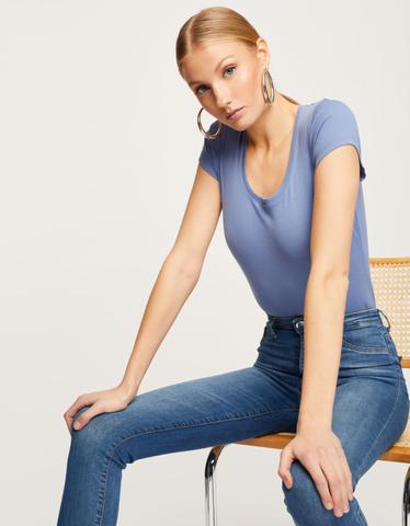 Basic Blue T-Shirt