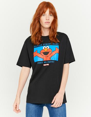 T-shirt Imprimé Sesame Street